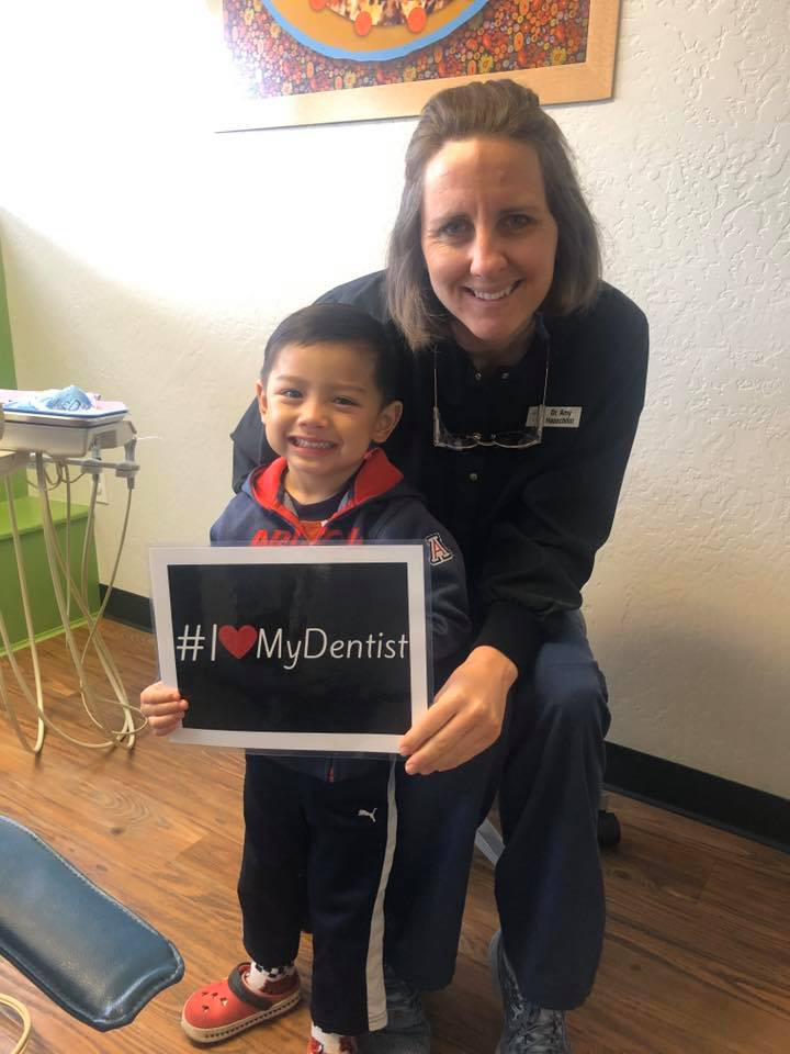 Dr. Amy Hauschildildt is a dentist at General Dentistry 4 Kids