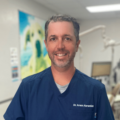Dr. Aram Abramian is a dentist at General Dentistry 4 Kids