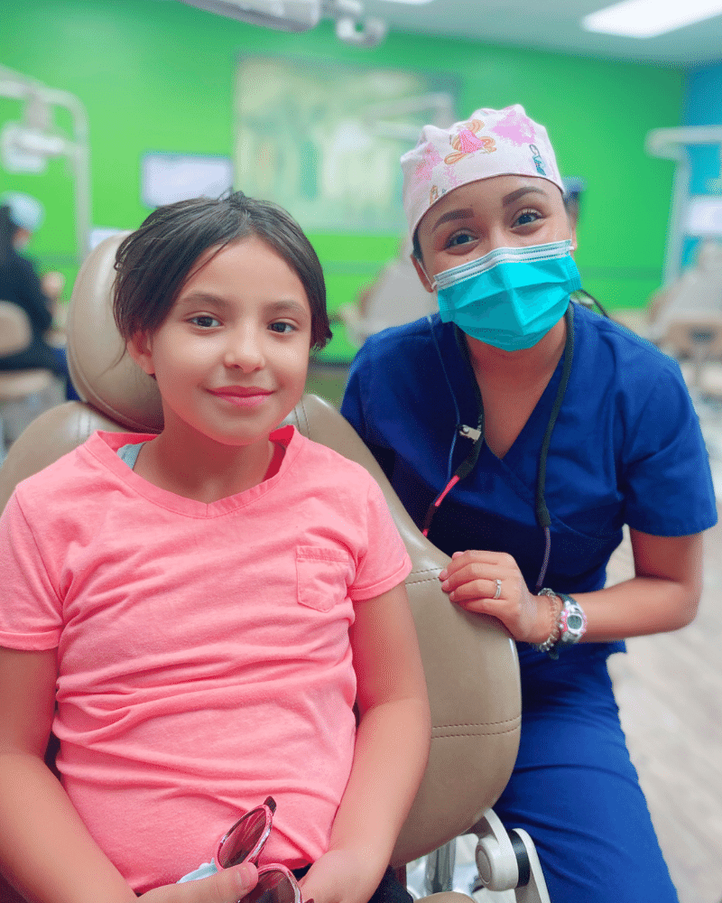 Dr. Nicole Guillen loves being a kids dentist because of the livelong impact it has on their oral health.