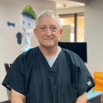 Dr. Richard Saran is a dentist at General Dentistry 4 Kids
