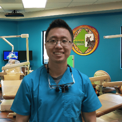 Dr. Victor Jungyang is a dentist at General Dentistry 4 Kids